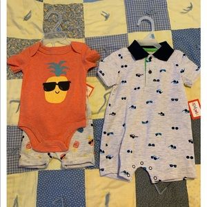 💥NWT Boys Summer Outfits💥